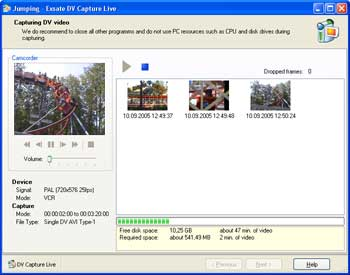 capture, dvd, dv, dvc, svcd, vcd, mpeg, mpeg2, mpeg4, divx, video, avi, mpg, asf